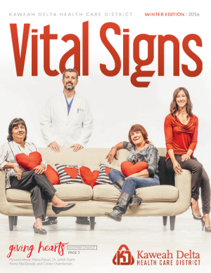 vital signs winter 2016